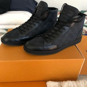 ff96e1cd1bad Louis Vuitton Shoes - 🎆🎉Louis Vuitton offshore sneaker boots! HOT🍾🎆